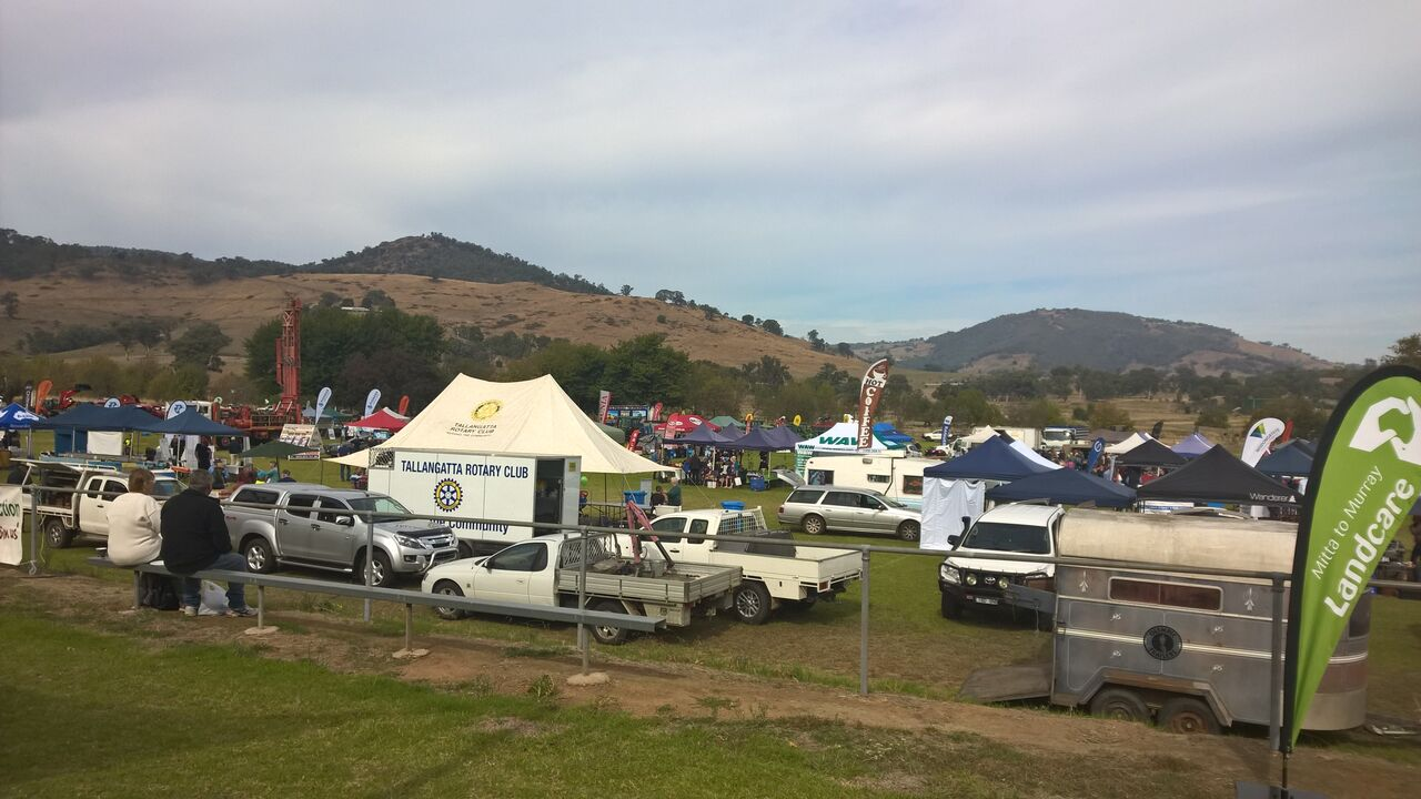 25th Annual Tallangatta Farming Expo